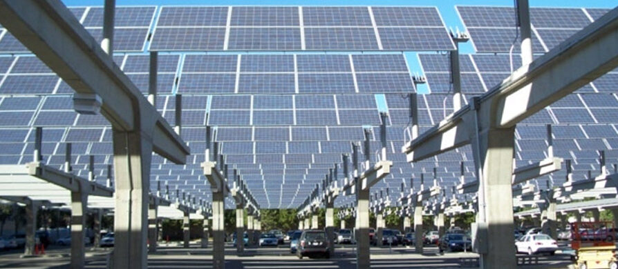 LVR International Solar Parking