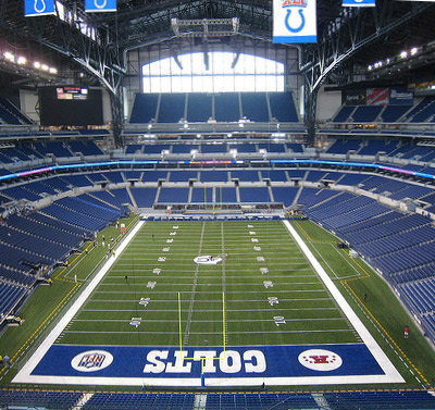 Colts Stadium Parking