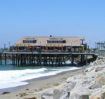 Redondo Beach Pier Parking