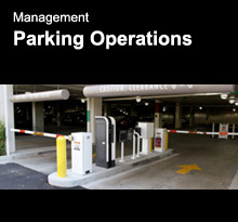 Management - Parking Operations